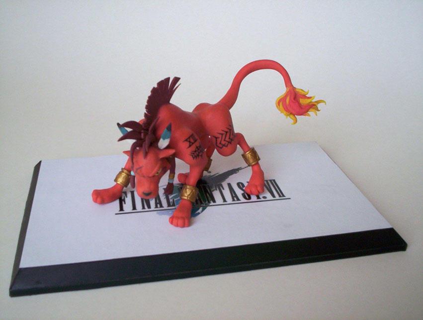 ::RED XIII:: by unicornstrike