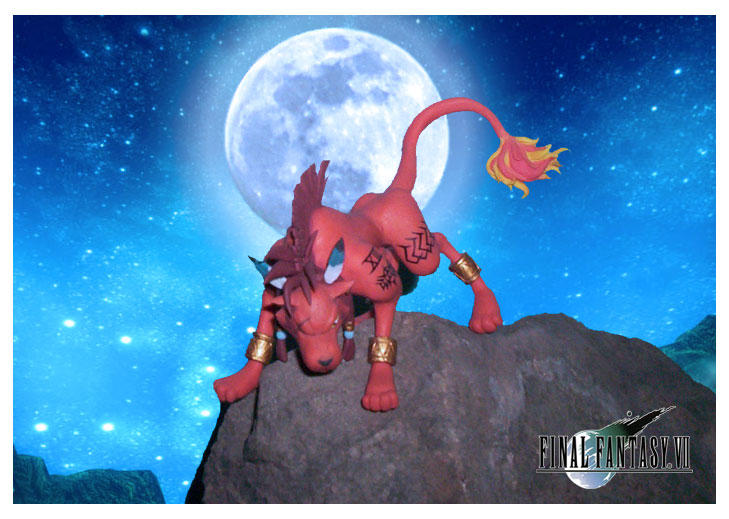 COSMO CANYON'S WARRIOR by unicornstrike