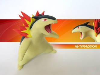 ::Typhlosion:: by unicornstrike