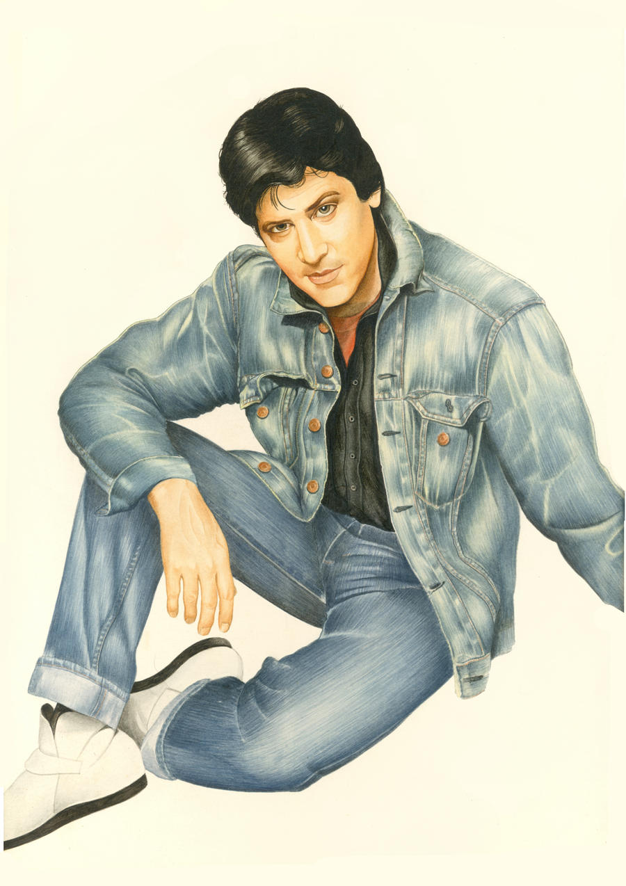 shakin stevens by HowardMolloy