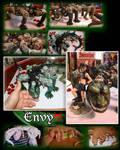 Envy's True Form : Sculpt