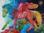Pegasus by Edinuesca