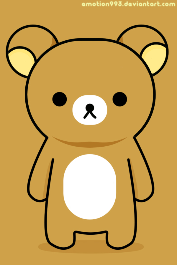 Rilakkuma By Emotion993 On DeviantArt