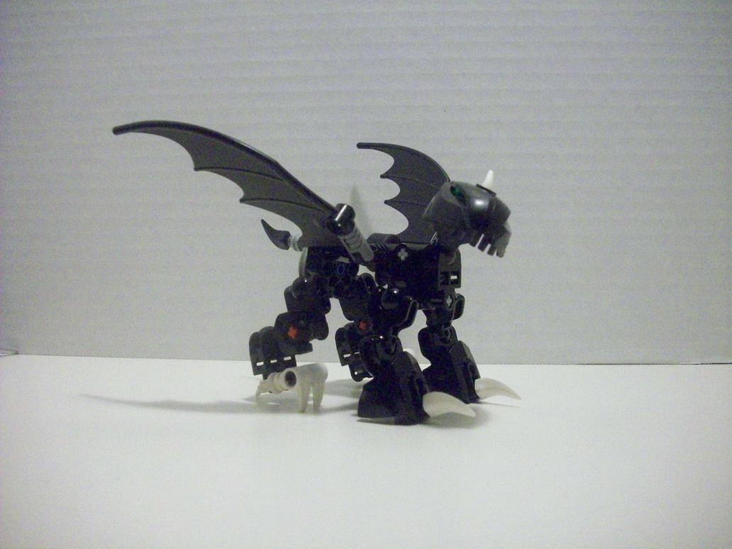 mini dragon by darkcrusader12
