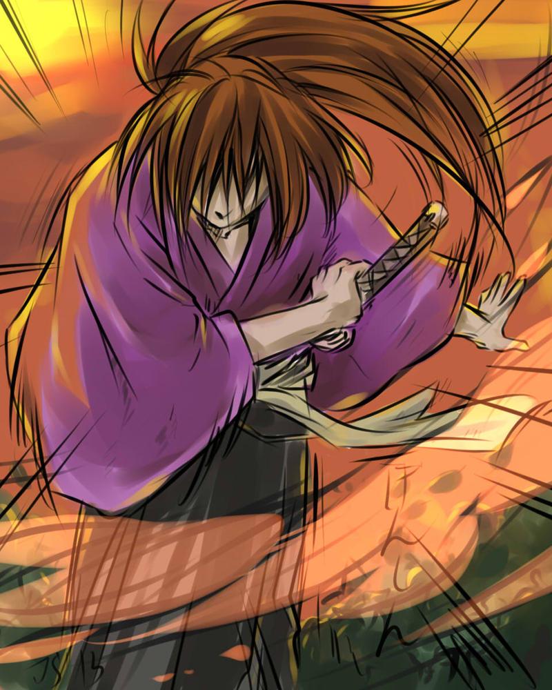 Kenshin by JenioSayory