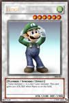 Luigi - Yu-Gi-Oh card