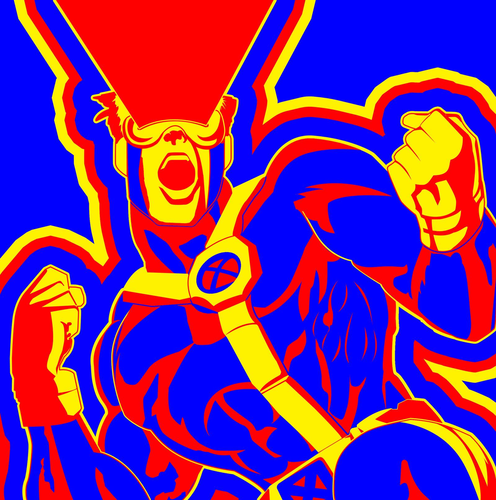 Pix For Gt Tetradic Color Scheme Art