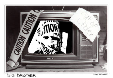Big Brother by ShatteredSmile