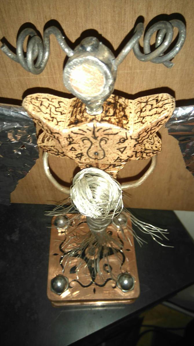 One eye totem by Wido-Asulf