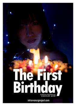 The First Birthday - Photo Story Cover