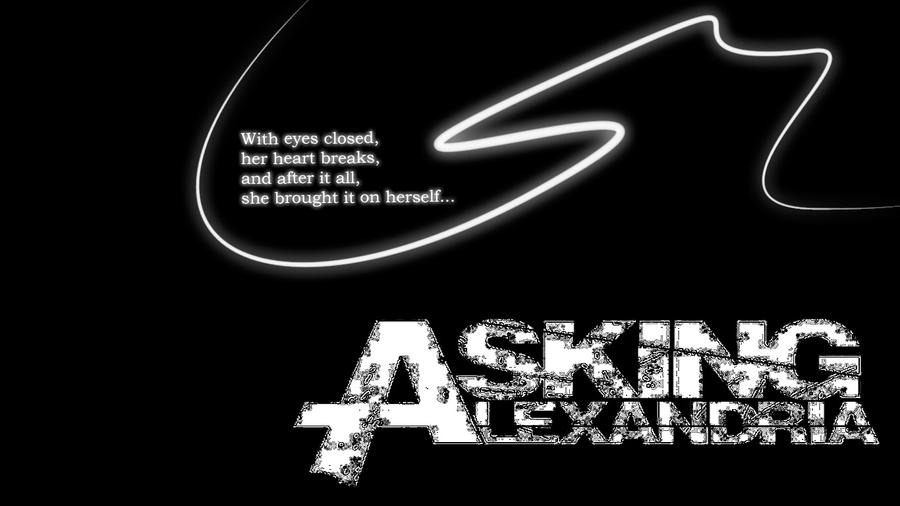 asking alexandria wallpaper. Asking Alexandria wallpaper 2