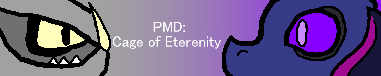 PMD: Cage of Eternity
