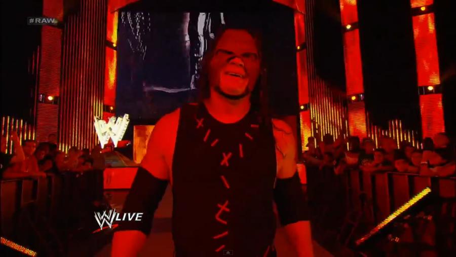 Kane smiling by SoulfulNobody