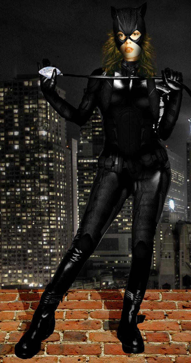 Eliza Dushku: Catwoman by Gato-Chico