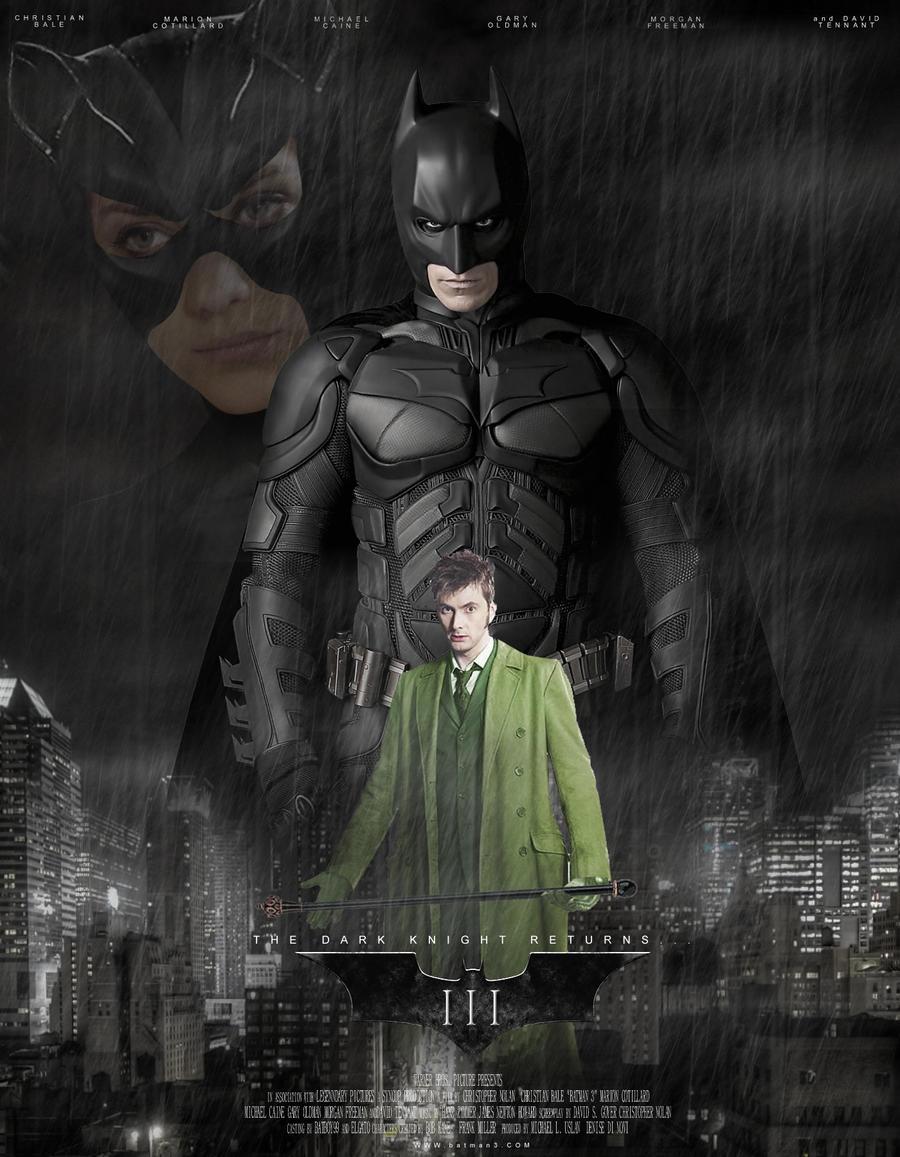 Batman: III by Gato-Chico