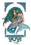 Lady Gaga Mermaid