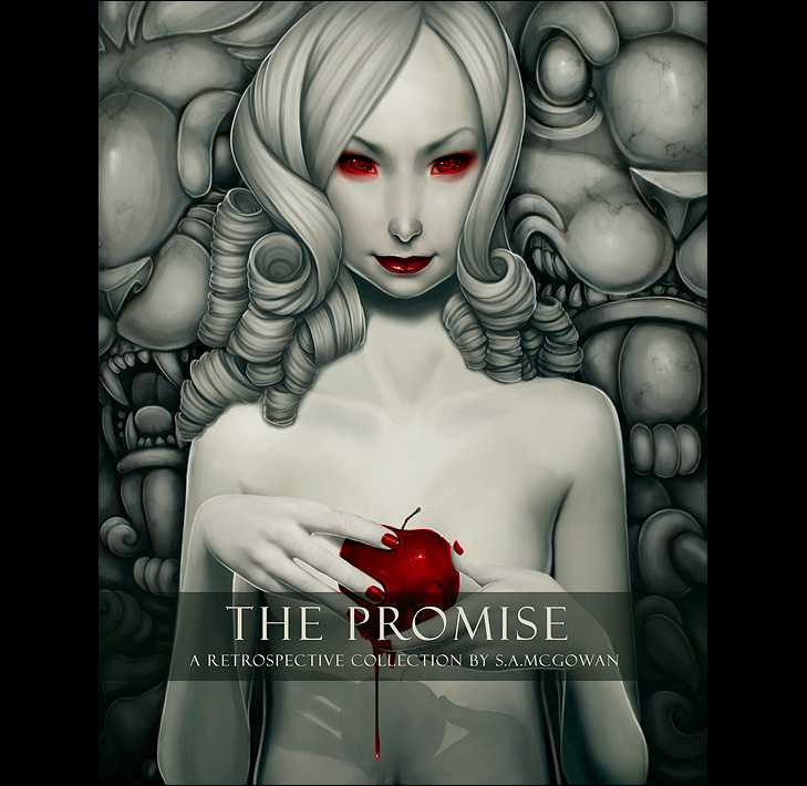 The Promise -Uncropped Cover- by sambees