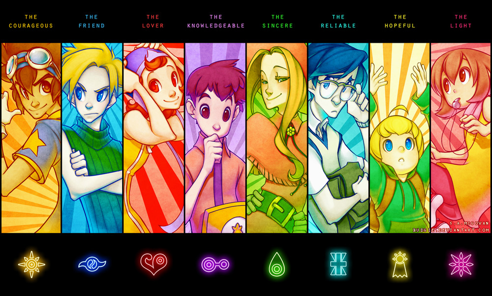 Digidestined by sambees