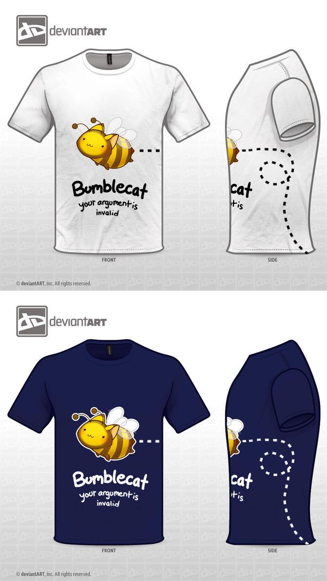 Bumblecat Needs You by sambees