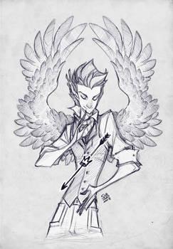 Sketch Commission: shincovi