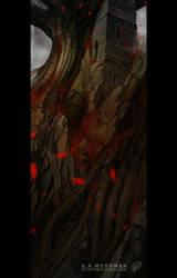 Hunting Grounds Speedpaint by sambees
