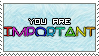 Important Stamp by amiity