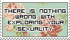 Sexuality Stamp
