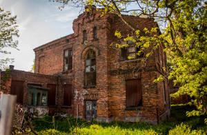 The Drucianka Factory in Warsaw