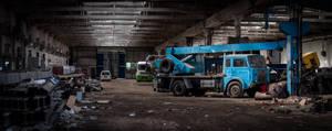 Ursus Mechanical Plant in Warsaw