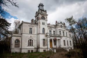 Palace of the Kepalski family in Wola Boglewska