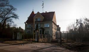 Abandoned rehabilitation facility
