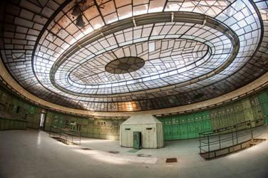 Kelenfold Power Plant in Budapest