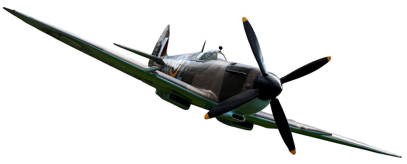 World War 2 Plane, Stock by Lucy-Eth-Stock
