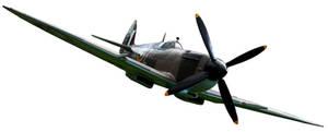World War 2 Plane, Stock