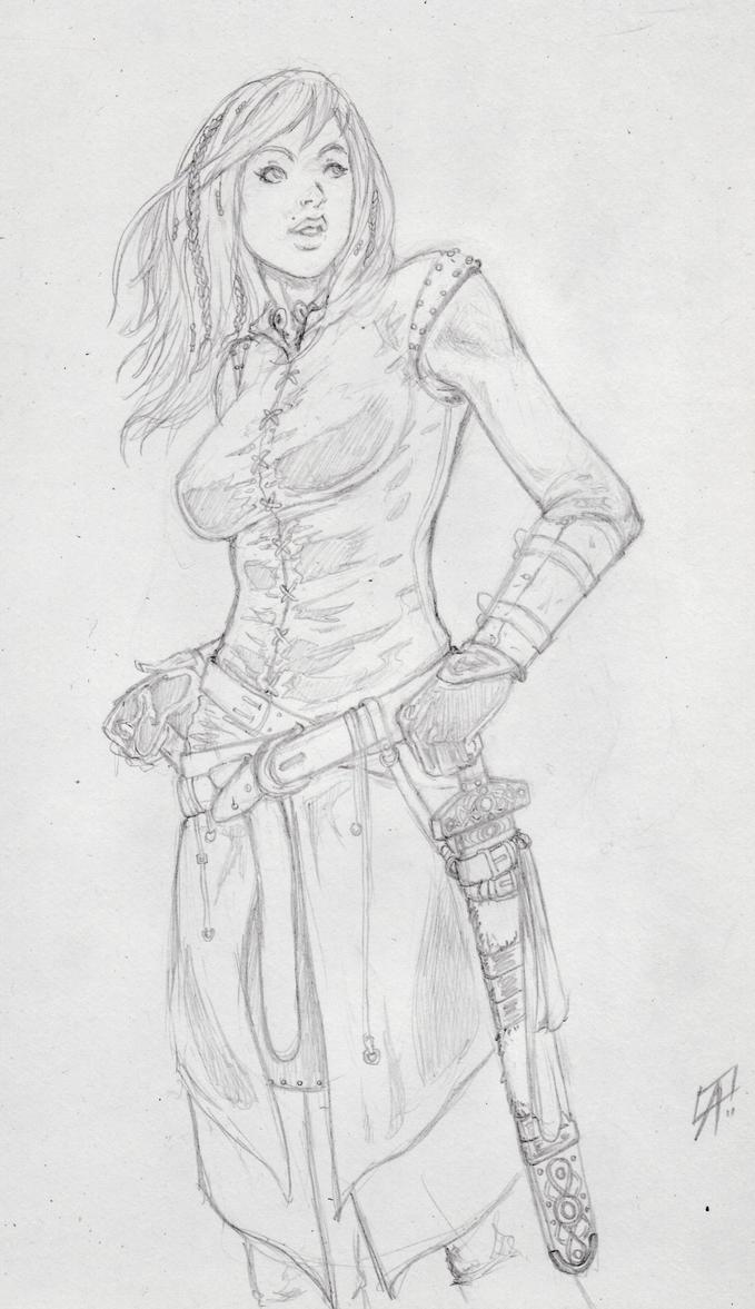 Reyna by NinjaMasterTK
