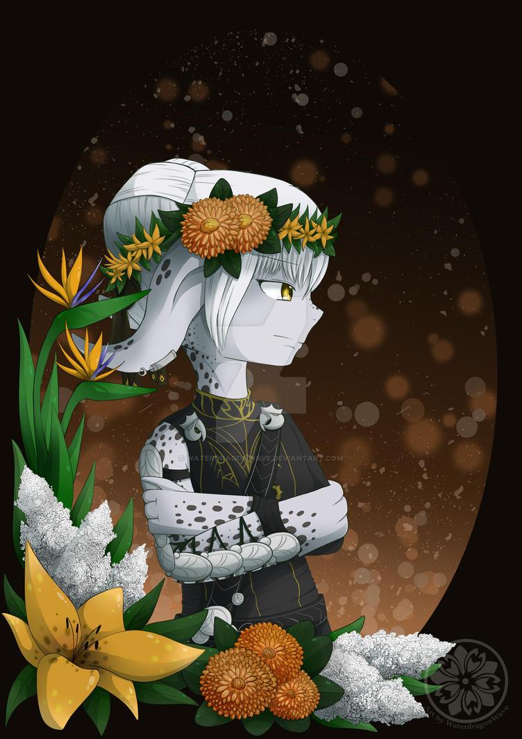 Flower of thief by WaterdragonWave