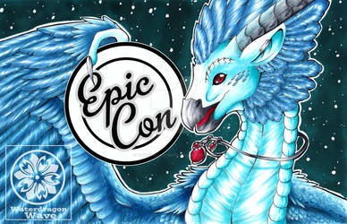 Blue Dragon for EpicCon