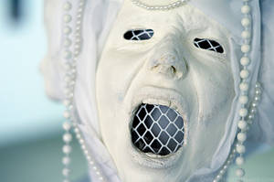 Screaming Mask by Haste-Malaise