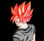 BUDOKAI AF menu Evil Goku