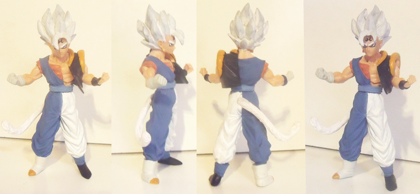 Majin Vegetto/Gogeta custom request from Shanic1 by pgv