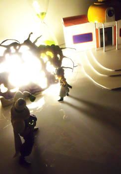 Kamikaze Fireworks - Dragon Ball Scene Stealers