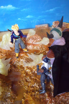 Light from the Future - Dragon Ball Scene Stealers
