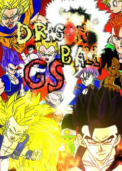 DragonBall GS Covert Art