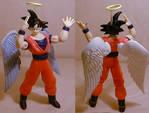 DragonballZ Angelic Goku custm