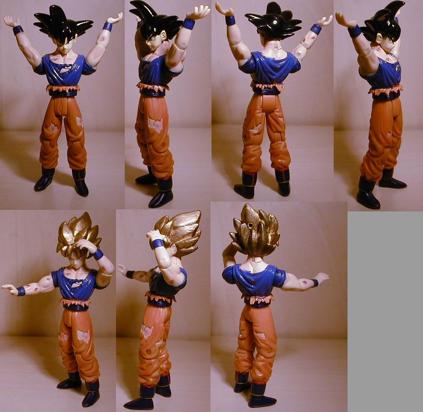 DragonballZ Genkidama Goku ct by pgv