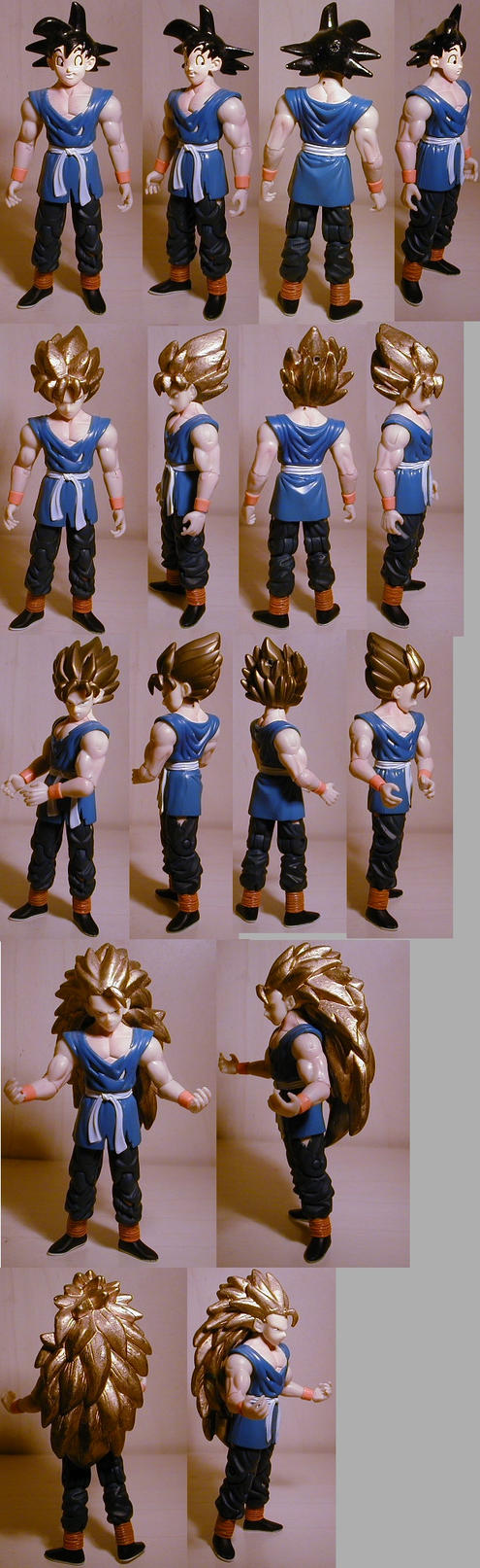 Dragonball End of Z Goku cstm by pgv
