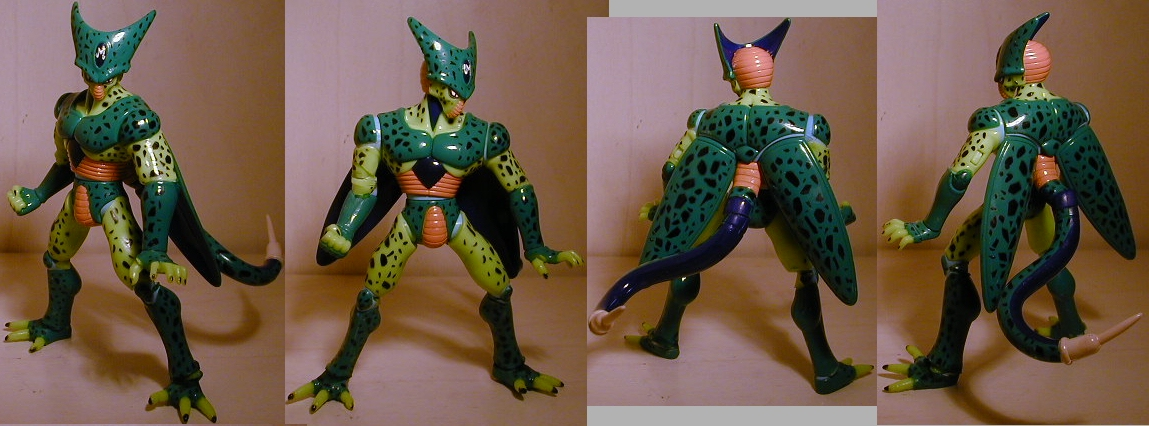 DragonballGS Majin Cell custom by pgv