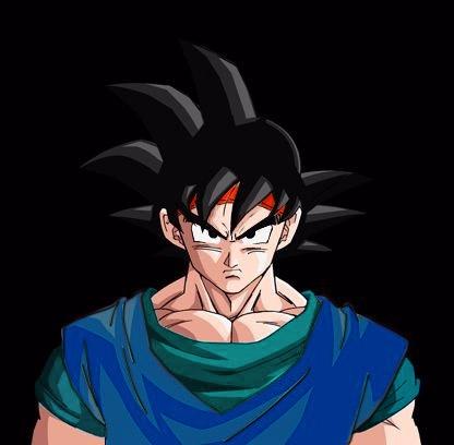 MUGEN AF menu Goku Jr. by pgv