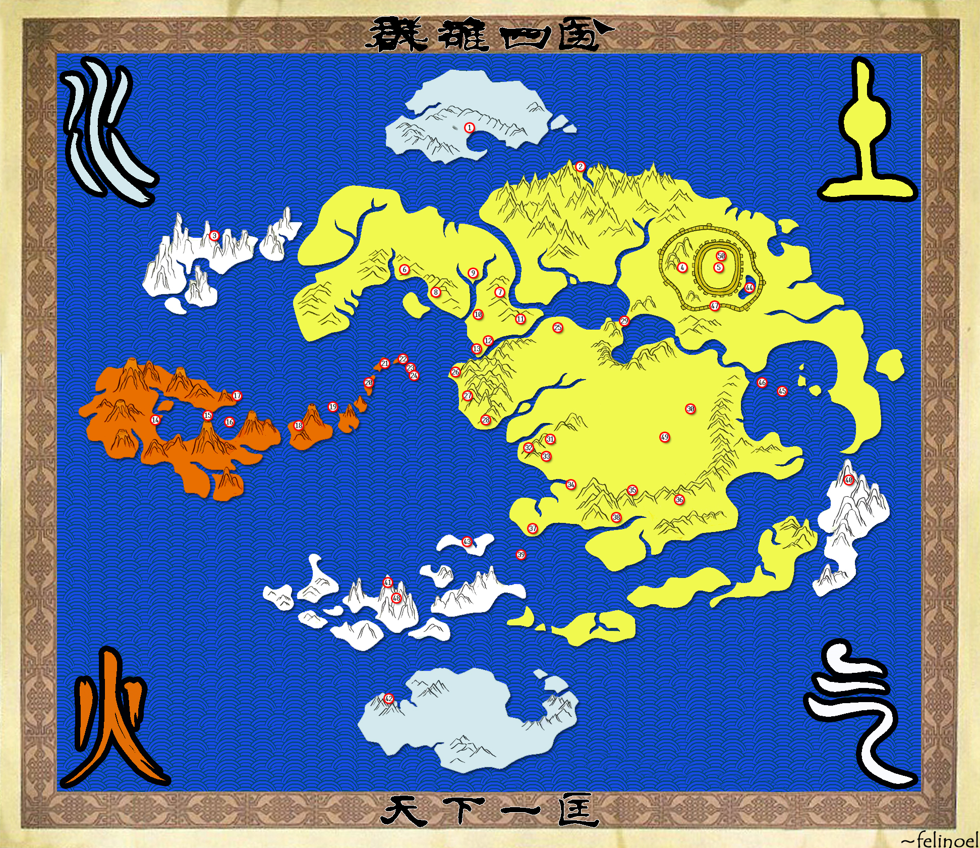 The World of the Avatar