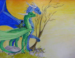 Fly Strong, My Brother by Sithaen
